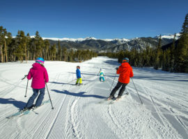 Keystone Resort in Colorado offers unparalleled offerings for families with young children.