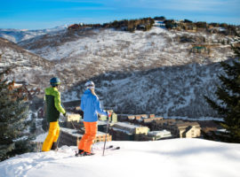 Park City has more than 7,300 skiable acres to explore.