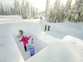 Keystone Resort has many activities and perks just for families.