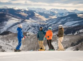 Taking a lesson can help skiers of all abilities get more out of their trip to the mountain. - © Vail Resorts