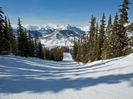 Crested Butte, which just became part of the Vail family of resorts this summer, features both wide open trails and some of the toughest in-bounds skiing in the state. © Vail Resorts