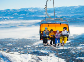 A little planning for a day on the slopes can ensure that you spend more time on the snow. © Vail Resorts