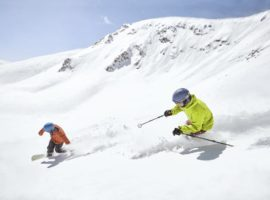 Skiing or Snowboarding? The Age Old Debate