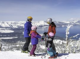 9 of the Best Beginner-Friendly Ski Runs Near Tahoe