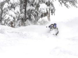 The 2018-2019 ski season will be remembered for the amount of snow received in the western United States.