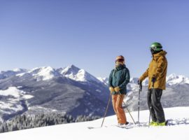 Vail visitors can rent top-flight equipment to explore one of the world's best ski destinations.