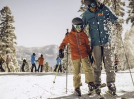 Several Northstar shops offer RentSkis.com services, so getting your gear is a breeze.