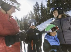 Ski rentals for kids help save you money and are quick and easy these days.