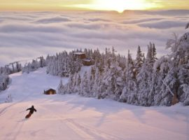 Vermont's Stowe Mountain is where downhill skiing began in the state—and it is still one of the East Coast's top destinations.